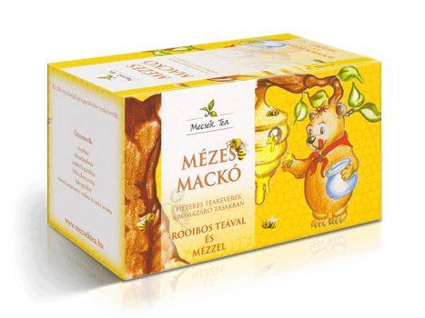 Mecsek mézes mackó  rooibos teával és mézzel – 20 filter