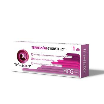 Trimeszter Terhességi gyorsteszt 1 db